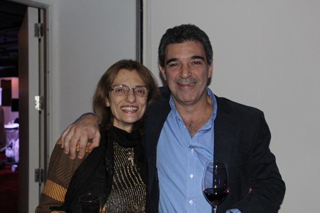 Dra. Liliana Votto y Dr. Daniel Cafici