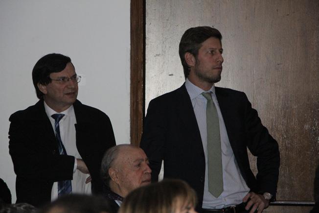 Matteo Bettiolo y Carlo Rostirolla de Clinicalar