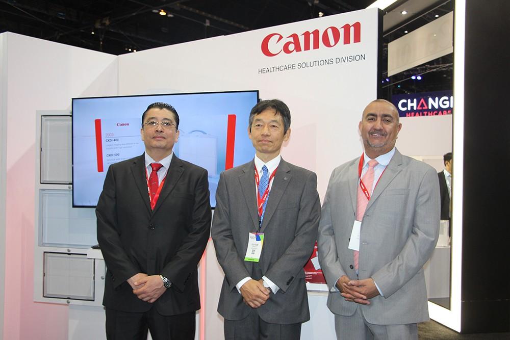 Staff de Canon