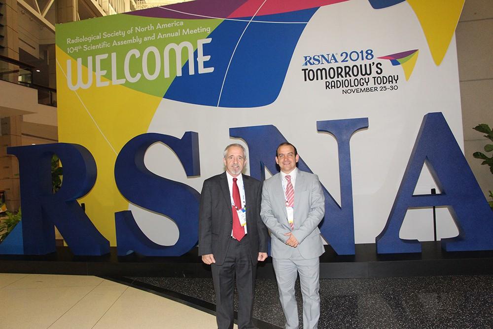 Juan José Carballo y Pablo Oviedo de Netmed Solutions