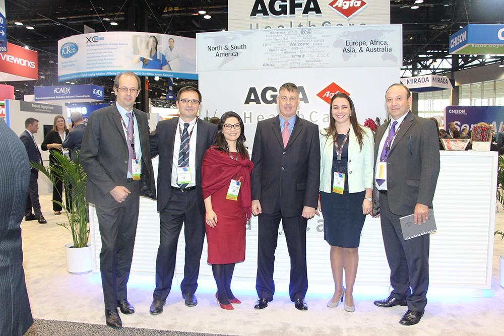 Staff de Agfa