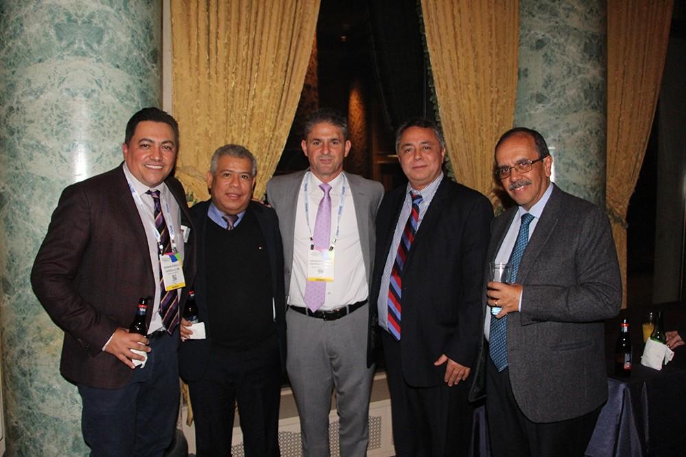 Presencia colombiana -mexicana en la fiesta de Siemens Healthineers