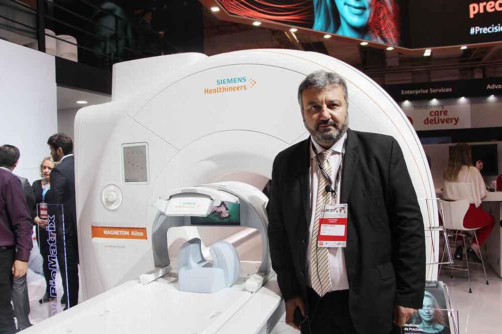 Marcelo Luraschi de Siemens Healthineers