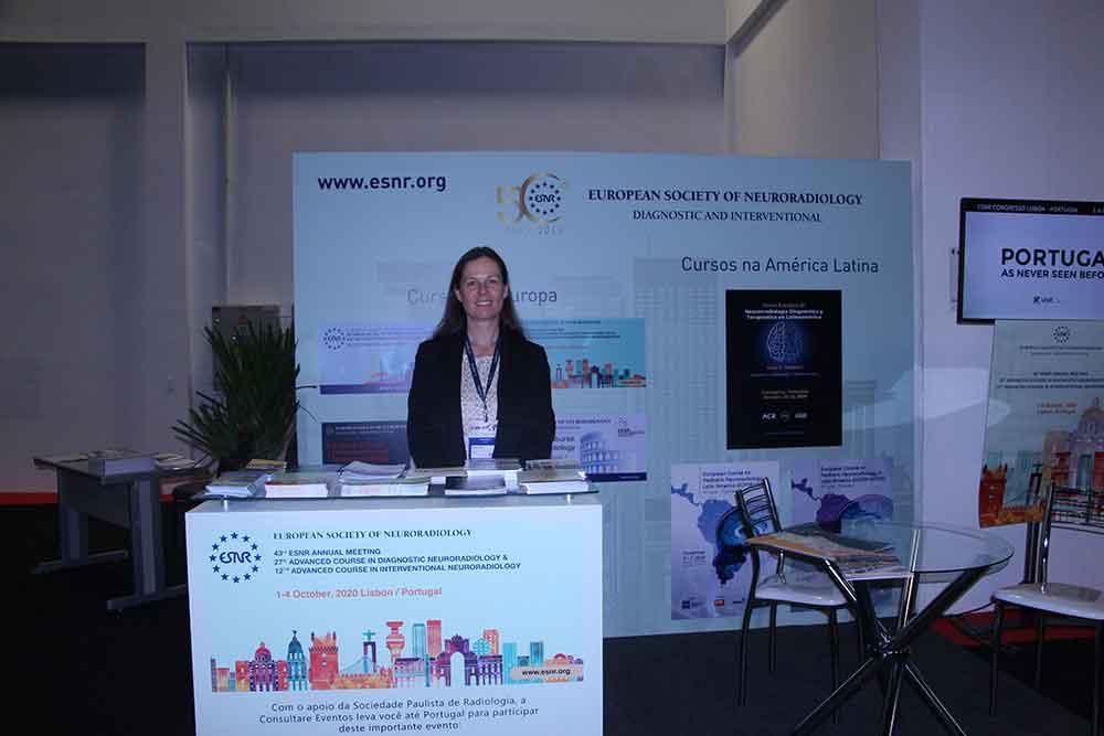 Sociedad Europea de Neurorradiología