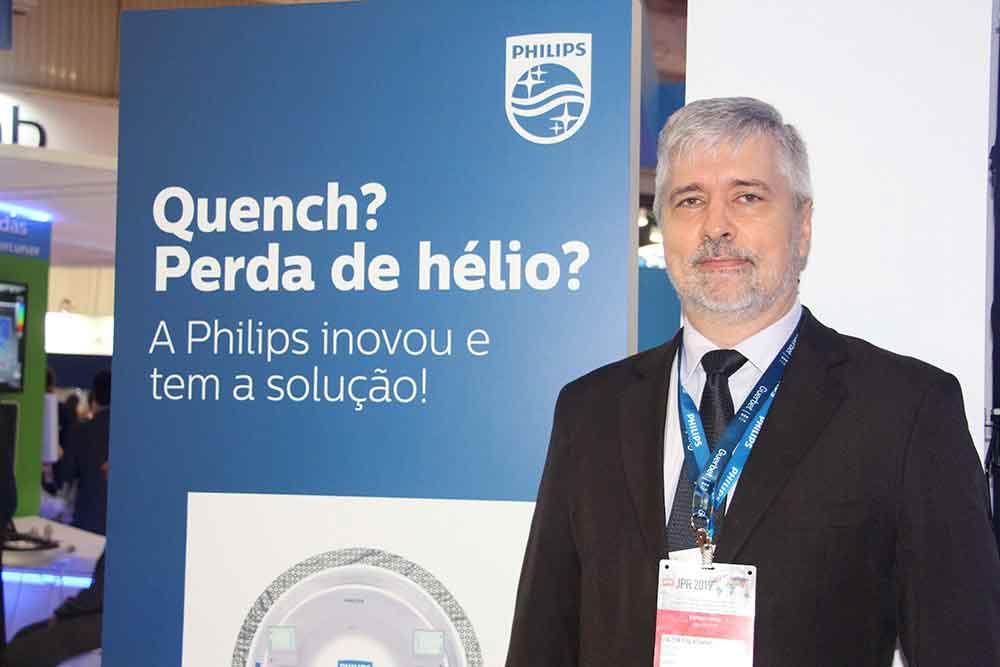 Responsable de RM de Philips