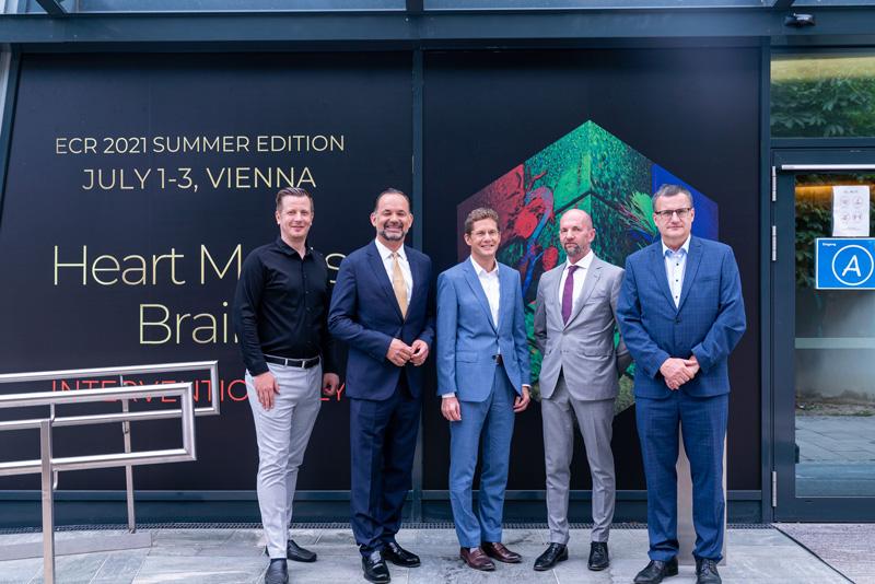 343 ECR Summer Edition encuentro con colegas