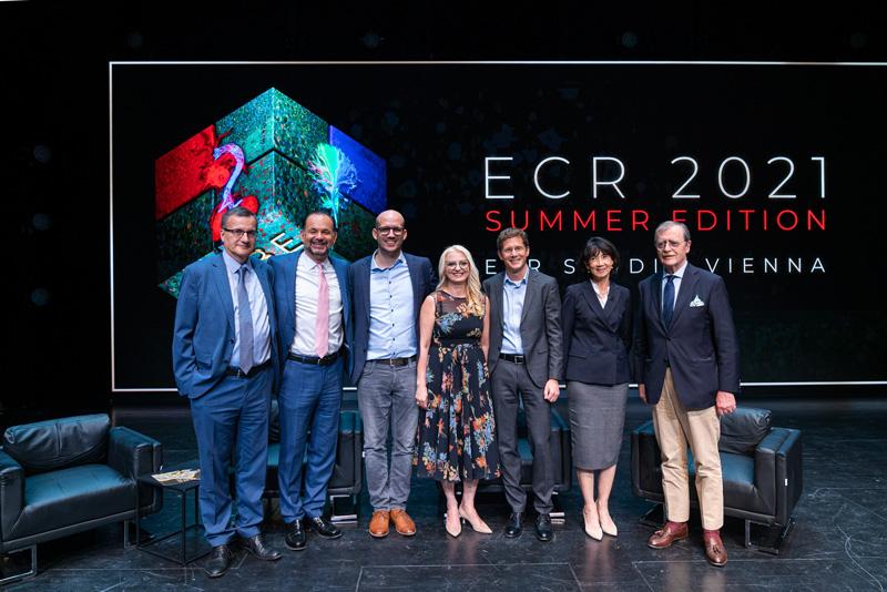 343 - equipo de liderazgo de ESR y los coordinadores del ECR 2021 Summer Edition