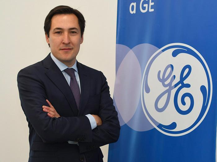 Jorge Dinamarca de GE Healthcare