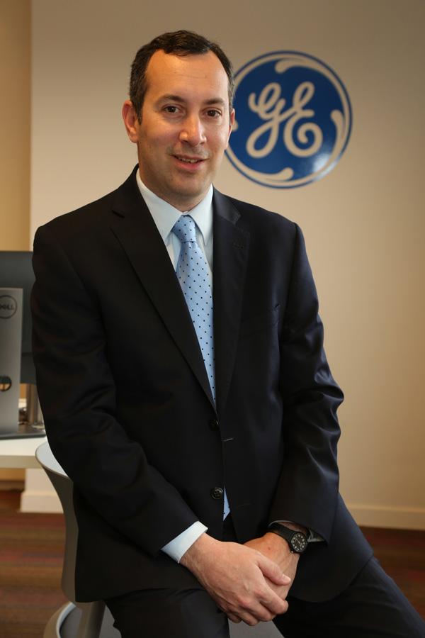 Pablo Serraro de GE Healthcare
